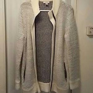 Ann Taylor (Loft) cardigan sweater